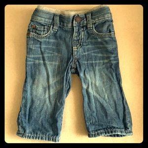 Baby Gap medium wash jeans